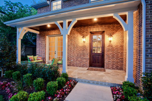 7022 Westlake - Front Porch 3 - Twilight